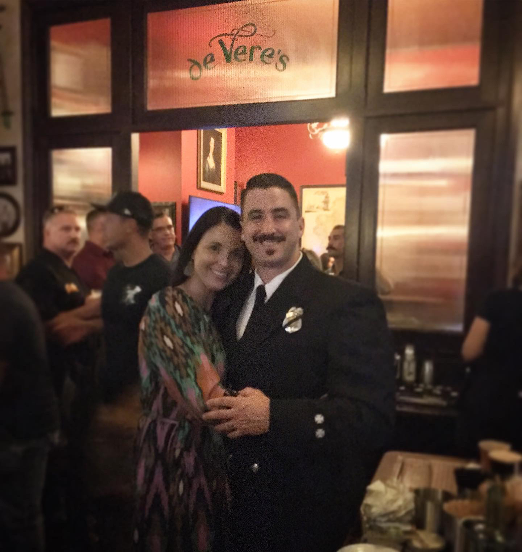 Alumnus Receives Local Hero Award