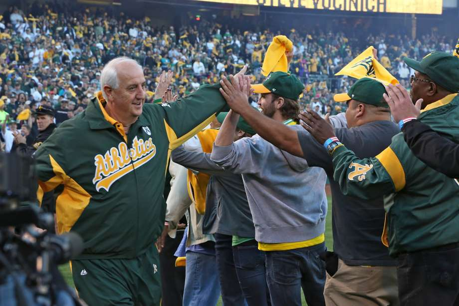 Steve Vucinich, '70, Retires After 54 Seasons With Oakland A's